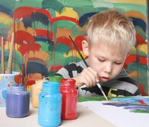 Έργα Τέχνης Παιδιών